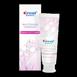 ☆≪販売終了≫CREST 3D WHITE WHITENING THERAPY SENSITIVITY CARE  TOOTHPASTE クレスト 3D ホワイト 知覚過敏用歯磨き粉