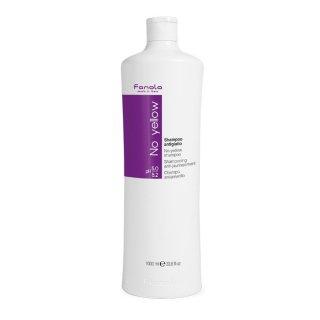 Fanola No Yellow Shampoo 1ℓファラノ ファノア ファノーラ ノーイエローシャンプー ムラシャン 紫シャンプー1リットル