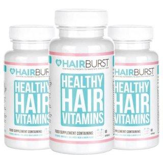 ヘアバースト ヘアビタミンサプリ3か月分 HairBurst Hair Formula, 180 Count 3MONTH