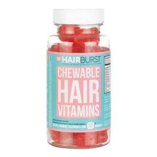 ヘアバースト チュアブルヘアビタミンサプリ1か月分 HAIRBURST CHEWABLE HAIR VITAMINS 1 MONTH SUPPLY