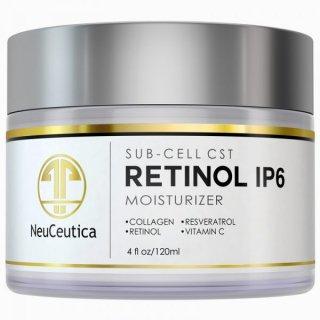 NeuCeutica SUB-CELL CST Retinol IP6 Moisturizer Cream ニューシューティカ レチノールモイスチャライザークリーム