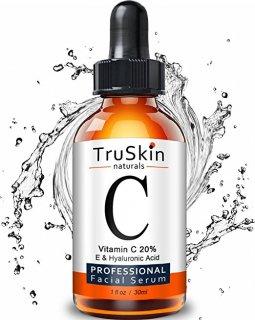 Truskin Naturals オーガニック プロフェッショナルビタミン C セラム 1oz