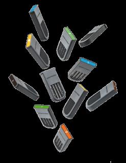 New Sensorwake Scent capsules  センサーウェイク 香りの目覚まし時計詰め替え用 11種 香りのカプセル