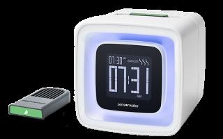 Sensorwake 2 olfactory alarm clock センサーウェイク 香りの目覚まし時計