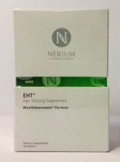 ☆≪販売終了≫ネリウムEHT サプリメント30錠 / 1ヶ月分 1個 Nerium EHT Mind Enhancement Formula 1Pack