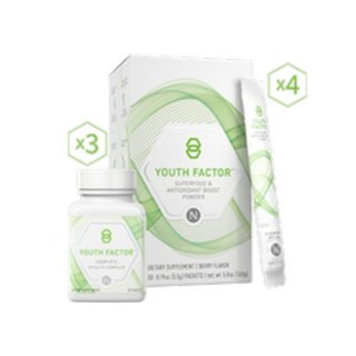 Nerium Wellness ネリウム ウェルネス ユースファクター パック Youth Factor™ Wellness Bundle