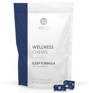 ☆≪販売終了≫Nerium Wellness Sleep Chews ネリウム 睡眠 サプリメント