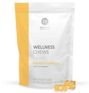 ☆≪販売終了≫ネオラ ウェルネス チューズ エナジーフォーミュラ Neora Wellness Chews Energy Formula(旧Nerium/ネリウム)