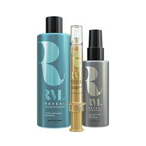 Jeunesse RVL Advanced Hair Care Systemジュネス RVL アドバンストヘアケアシステム 育毛剤 シャンプー トリートメント