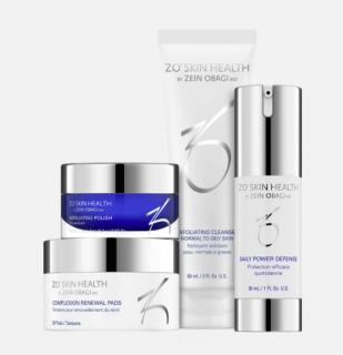 【日本未発売】ゼオスキン ヘルス  デイリースキンケアプログラム ZO SKIN HEALTH Daily Skincare Program