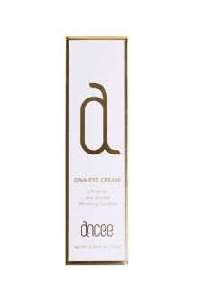 【正規品】アンセ DNA/核酸入り アイクリーム 15ml(箱) Ancee DNA Eye Cream 15ml