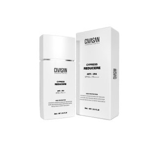 シバサン サイプレス レデューサー 日焼け止め SPF50 30ml Civasan Cypress Reducere Sunscreen SPF50 30ml【正規品/日本未発売】