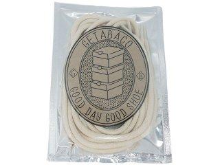 GETABACO COTTON ROPE LACE NATURAL<BR>ゲタバコ コットン ロープレース ナチュラル 日本製