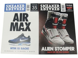 SNEAKER FREAKER ISSUE 35<BR>スニーカー フリーカー 35号