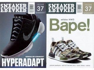 SNEAKER FREAKER ISSUE 37<BR>スニーカー フリーカー 37号
