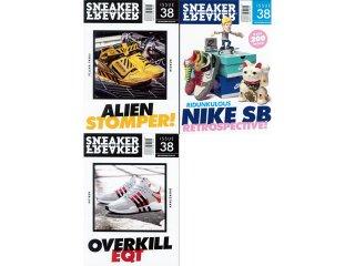 SNEAKER FREAKER ISSUE 38<BR>スニーカー フリーカー 38号