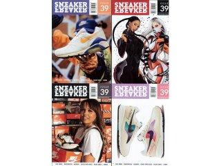 SNEAKER FREAKER ISSUE 39<BR>スニーカー フリーカー 39号