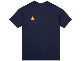 NIKE ACG CLASSIC LOGO TEE OBSIDIAN<BR>ナイキ オールコンディションギア クラシックロゴ ティーシャツ オブシディアン