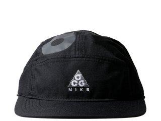 NIKE ACG DRY AW84 CAP BLACK<BR>ナイキ オールコンディションギア アジャスタブル ドライキャップ ブラック