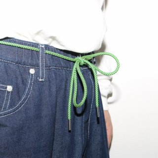 CHAIN REACTION CAPSULE COLLECTION ROPE BELT