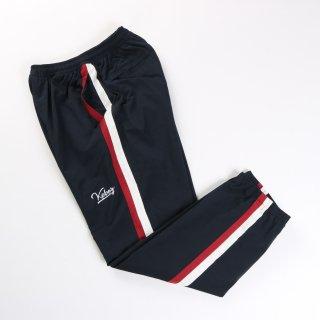 KEBOZ 1st TRACK PANTS NAVY/RED/WHITE