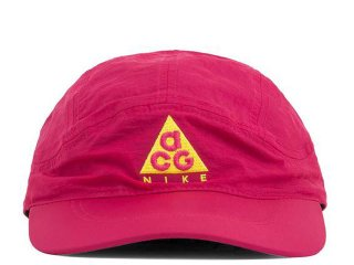 NIKE ACG TAILWIND CAP PINK<BR>ナイキ オールコンディションギア アジャスタブル テイルウィンド キャップ ピンク