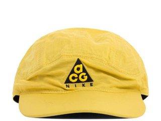 NIKE ACG TAILWIND CAP YELLOW<BR>ナイキ オールコンディションギア アジャスタブル テイルウィンド キャップ イエロー