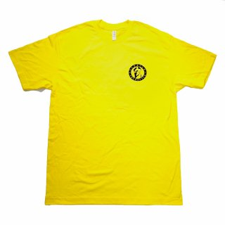 TERRIER CHARACTER ICON TEE YELLOW BLACK