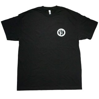 TERRIER CHARACTER ICON TEE BLACK WHITE