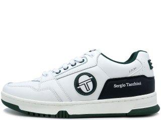 SERGIO TACCHINI PRIME SHOT II WHITE/GREEN/NAVY<BR>セルジオタッキーニ プライムショット ホワイト グリーン ネイビー