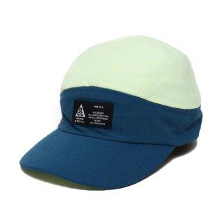 NIKE U NRG TLWD VISOR CAP ACG BLUE FORCE/BARELY VOLT<BR>ナイキ オールコンディションギア テイルウィンド バイザー キャップ ブルーフォース