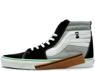 VANS VAULT SK8 HI CII PACK BLACK/WHITE<BR>バンズ ボルト スケートハイ ブラック/ホワイト
