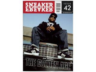 SNEAKER FREAKER ISSUE 42<BR>スニーカー フリーカー 42号