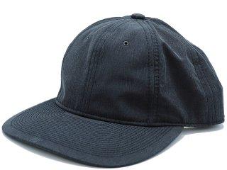 POTEN NYLON WATER REPELLENT CAP BLACK<BR>ポテン ウォーター リペレント キャップ ブラック