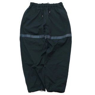 KEBOZ REFLECTOR LINE TRACK PANTS DARK NAVY