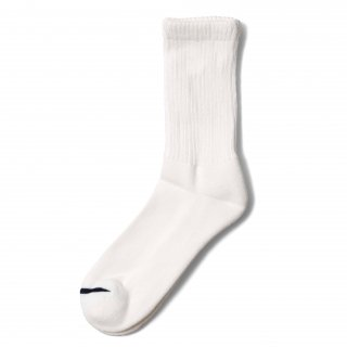 COMFY SOCKS  LOW CREW WHITE