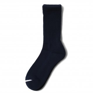 COMFY SOCKS  LOW CREW CLASSIC NAVY