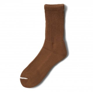 COMFY SOCKS  LOW CREW COYOTE