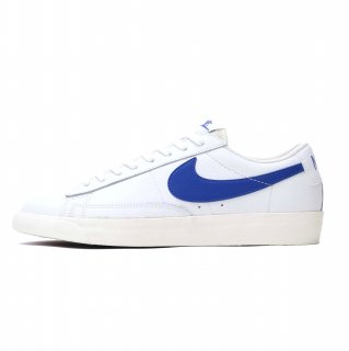 NIKE BLAZER LOW LEATHER WHIT/ASTRONOMY BLUE