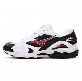 MIZUNO WAVE RIDER 10 SPECIAL PACK WHITE/RED/BLACK