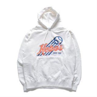 KEBOZ MD 10oz PULLOVER WHITE