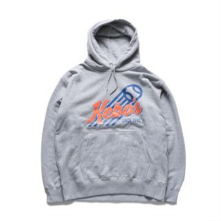 KEBOZ MD 10oz PULLOVER GREY