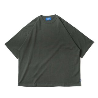 KEBOZ KBIG TEE FOREST GREEN
