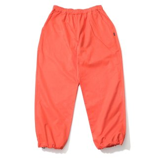 KEBOZ C/N WIDE PANTS ORANGE
