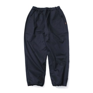 KEBOZ C/N WIDE PANTS BLACK
