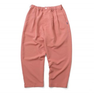 KEBOZ WIDE TR2 PANTS SALMON PINK