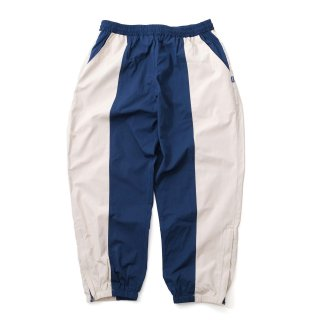 KEBOZ BC TRACK PANTS NAVY CREAM