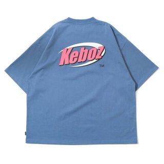 KEBOZ 2BC S/S TEE SLATE BLUE