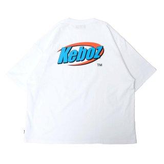 KEBOZ 2BC S/S TEE WHITE