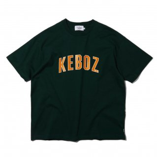 KEBOZ x FREAK'S STORE SPECIAL ARCH LOGO  SHORT SLEEVE TEE OLIVE